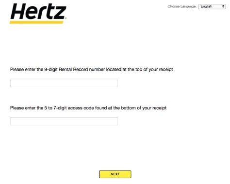 Hertz Survey