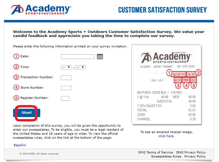 Academy Feedback Survey