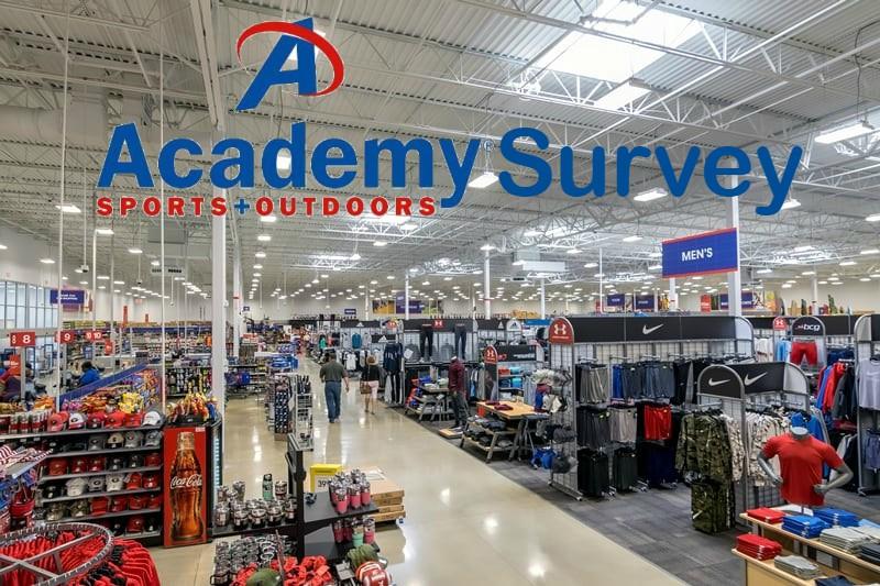 Academy Sports & Outdoors Survey