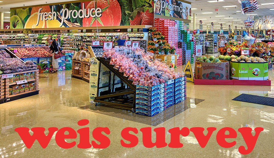Weis Customer Satisfaction Survey