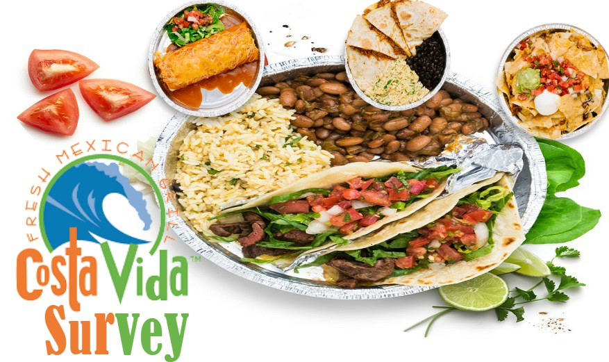 costa vida online survey
