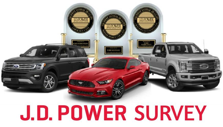 Jdpower online Survey
