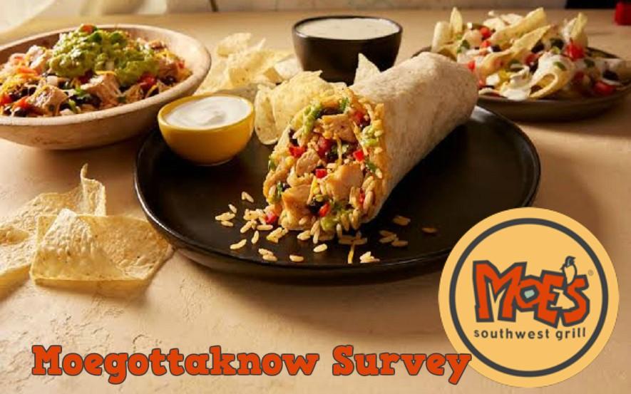 Moe's Southwest Grill Survey
