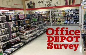 Office Depot Guest Survey