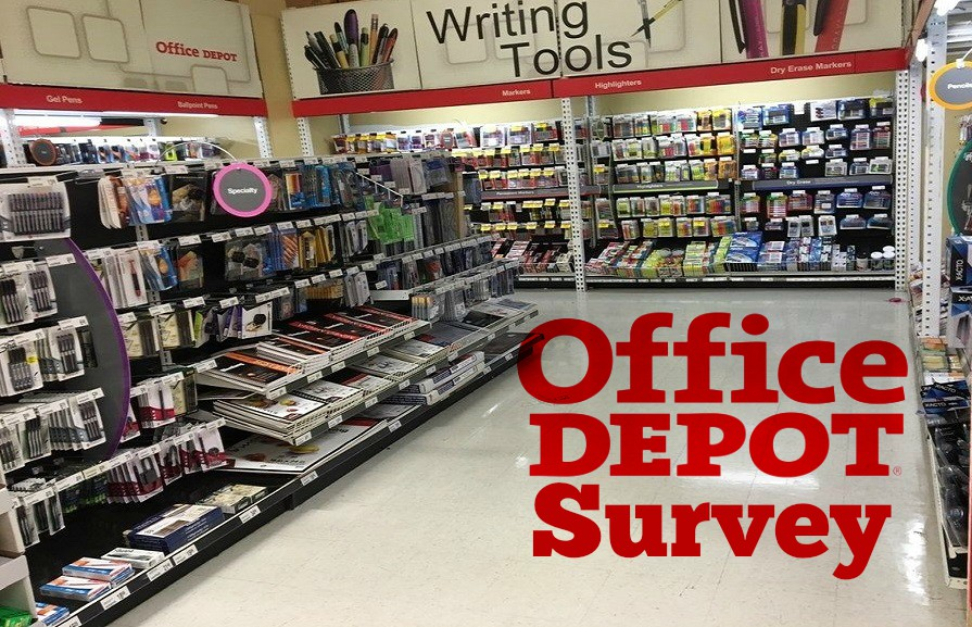 Office Depot Guest Survey