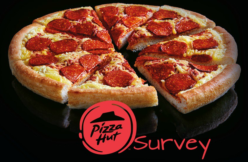 Pizza Hut Guest Experience Survery