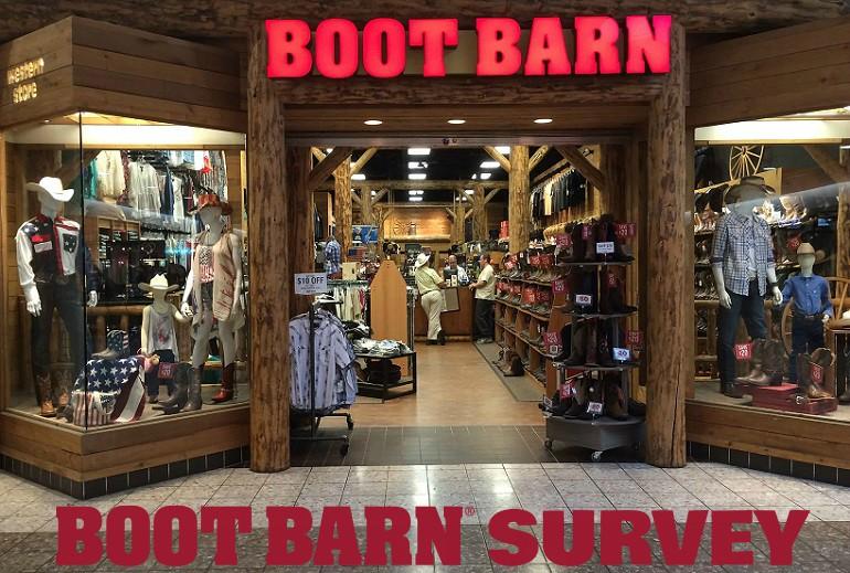 bootbarnvisit smg survey