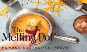 fondue survey