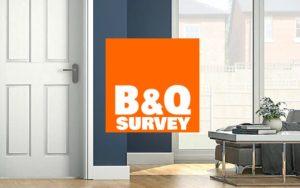 B&Q Survey