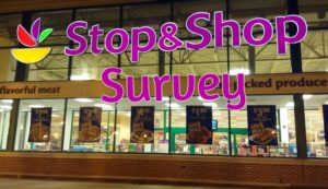 Stop & Shop Customer Survey
