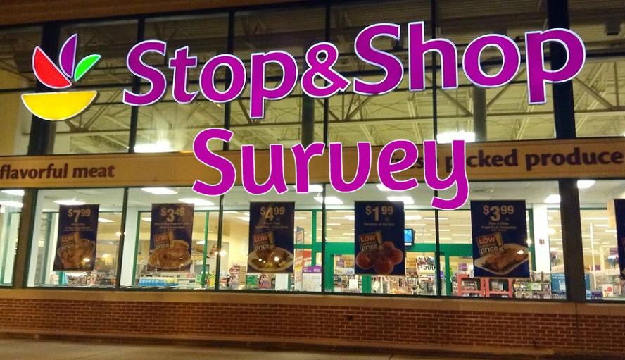Stop & Shop Customer Survey