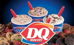 Dairy Queen Survey