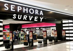 Sephora Feedback Survey