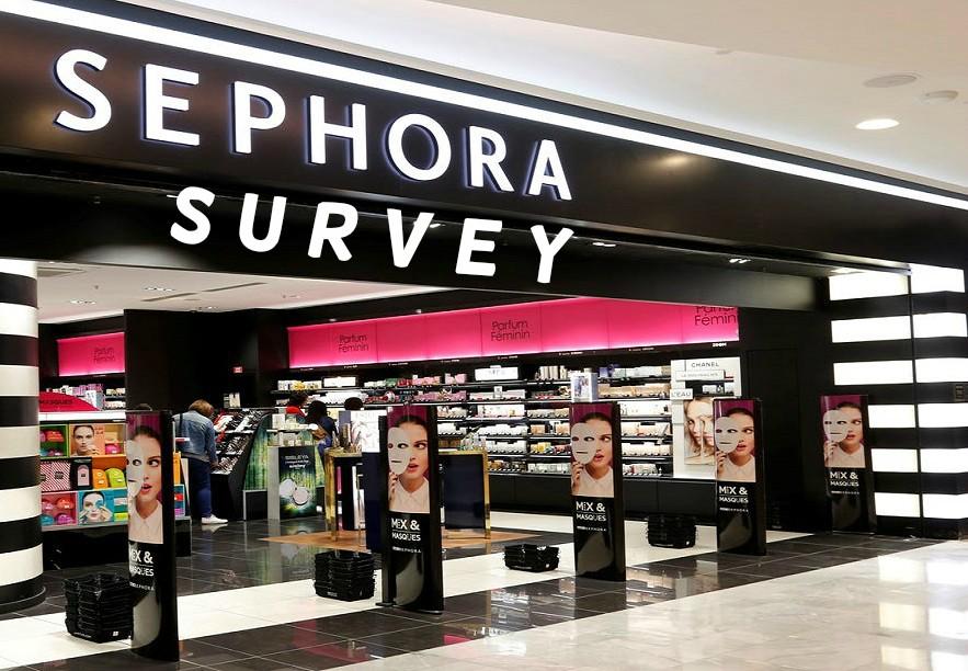 Sephora Feedback Survey