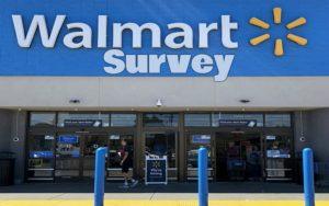 Walmart Guest Survey