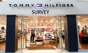 tommy hilfiger customer survey