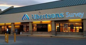 Albertsons Customer Survey