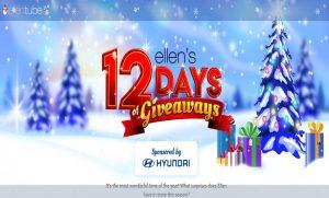 Ellens Giveaway